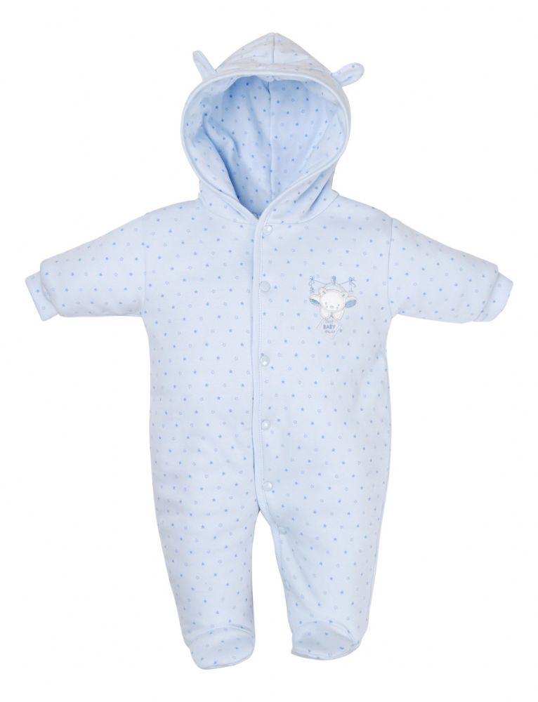 AV1873 New Tiny Hanging baby bear pramsuit